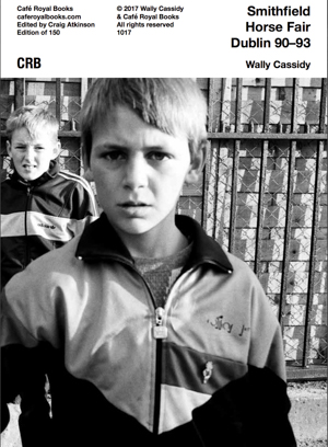 wallycassidy book launch smithfield horse fair dublin 1990-93