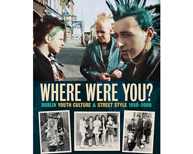 where-were-you-garry-o'neill book on photography